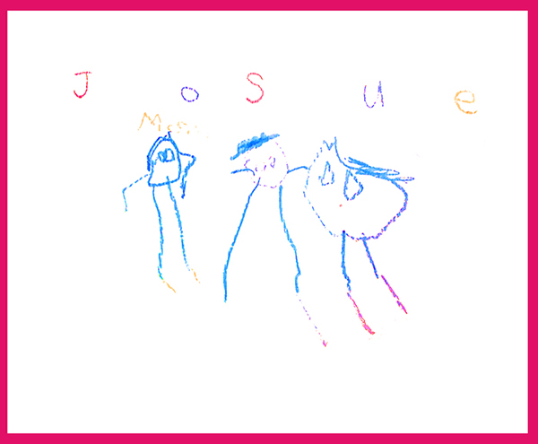 By Josue, age 4